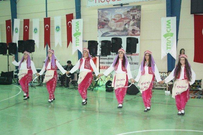Sakin Şehir Vize Kültür Gecesi Düzenlendi