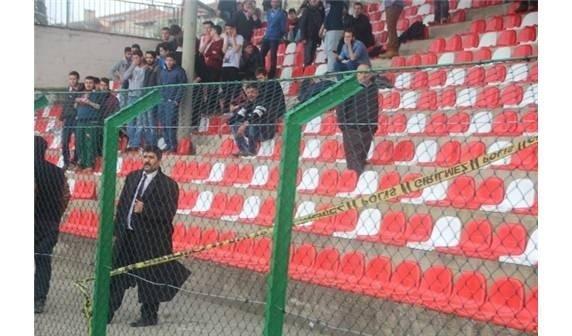 Hafta Sonu Oynanacak Maça Rakip Takım Seyircisi Alınmayacak