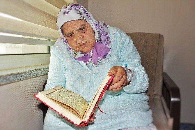 Hastanenin Tüm Odalarına Kur'an-ı Kerim Ve Kıble Okları Konuldu