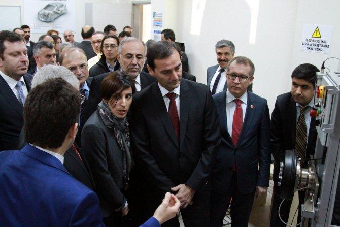 Oyak Renault'tan Uludağ Üniversitesi'ne otomotiv laboratuvarı