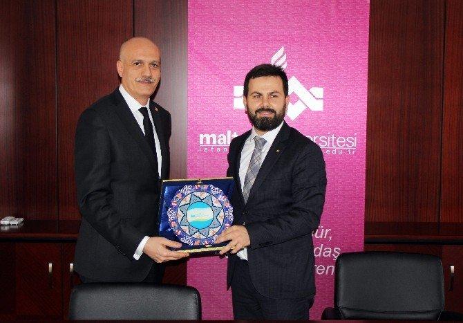 Maltepe Üniversitesi Sanayi İle İşbirliğinde Hız Kesmiyor