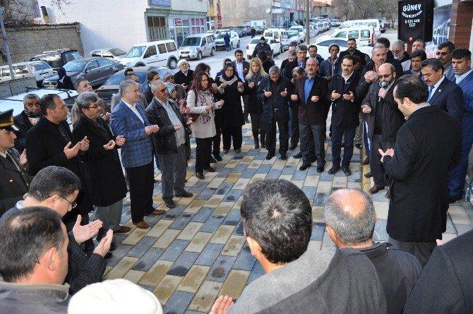 """Seydişehir'de """"Sana İhtiyacım Var"""" Kampanyası Başlatıldı"""