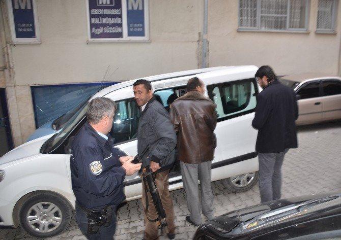 Sinop'ta Pompalı Saldırgan Dehşeti
