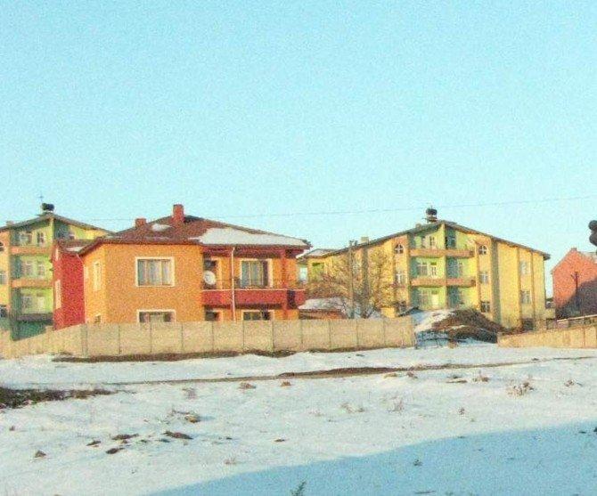 Sorgun'da Jeotermal Enerji İle Isınan Beğendik Mahallesi Pompalar Arıza Yapınca Isınamadı