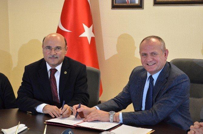 Düzce Belediyesinde Sosyal Denge Sözleşmesi İmzalandı