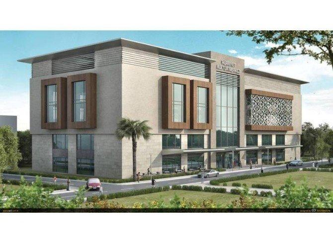 Büyüklü Hizmet Binası Kültür Merkezi Oluyor