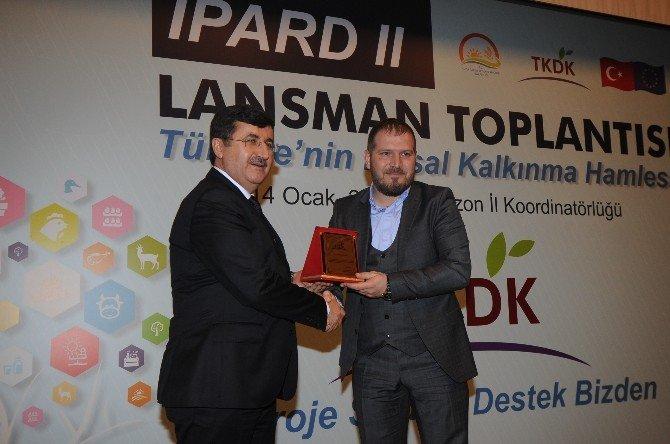 Trabzon'da TKDK Ipard Iı Lansman Toplantısı
