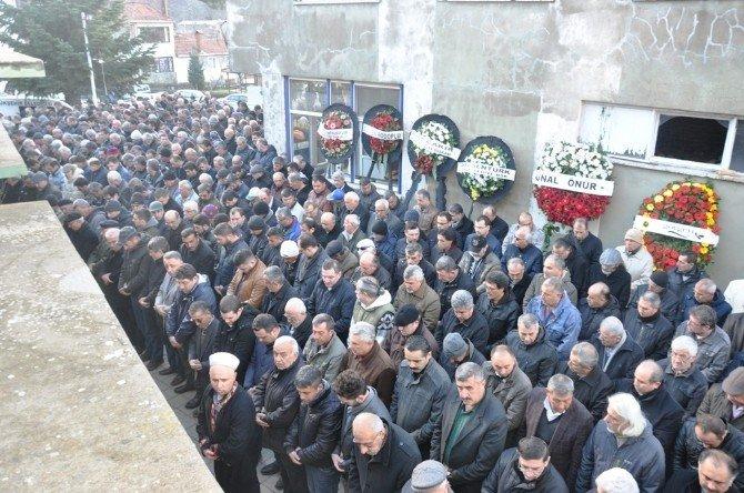 Bozdağ'ın Eski Belediye Başkanı Mehmet Keskin Defnedildi