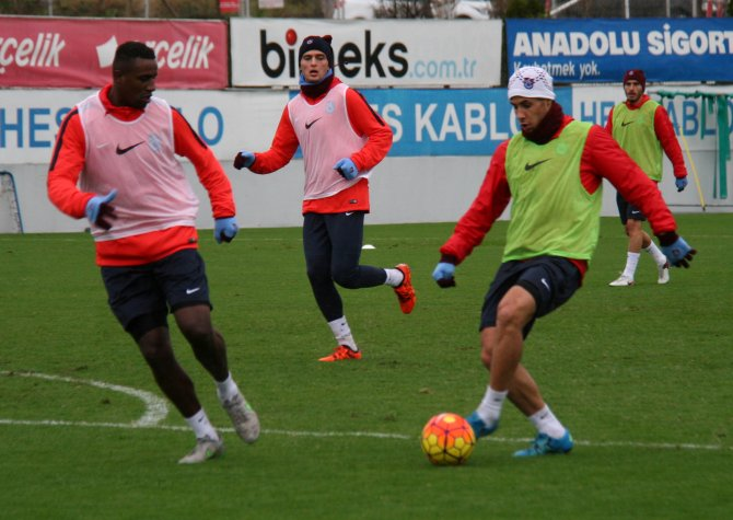 Trabzonspor, Bursa maçına hazırlanıyor