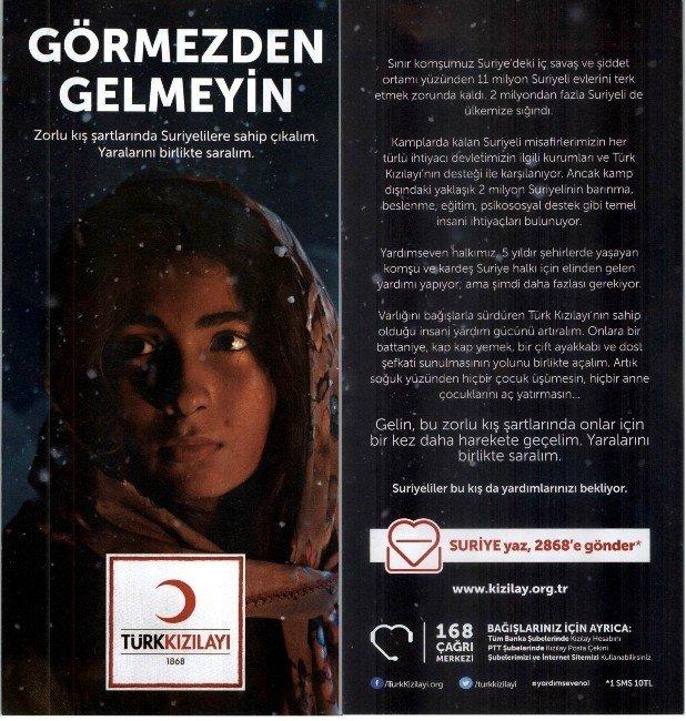 Vali Demirtaş'tan 'Görmezden Gelmeyin'e Destek Çağrısı