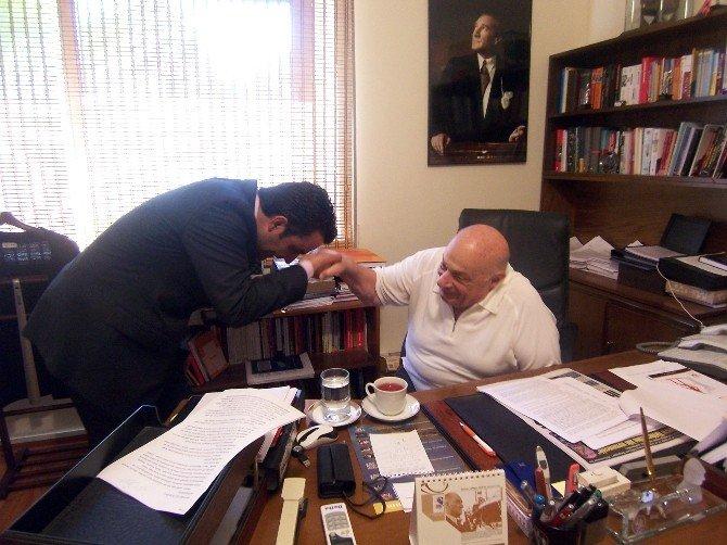 Tküugd Genel Başkanı Yavuzaslan, Denktaş'la 2010 Yılında Yaptığı Görüşmeyi Anlattı