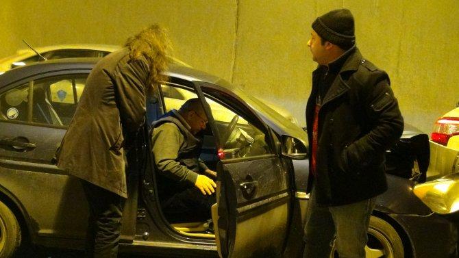 Üsküdar'da zincirleme kaza: 3 yaralı
