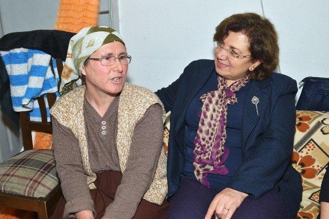 Vali Çiçek'in Eşi Hülya Çiçek'ten Anlamlı Projeye Destek