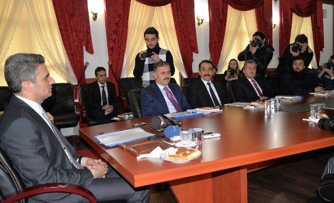 Bolu Valisi 2015 Faaliyetlerini Açıkladı