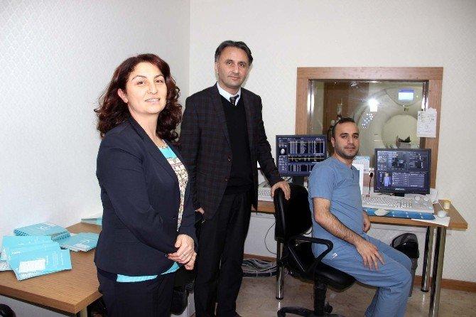Yalova Devlet Hastanesi'ne Son Teknoloji Tomografi Cihazı
