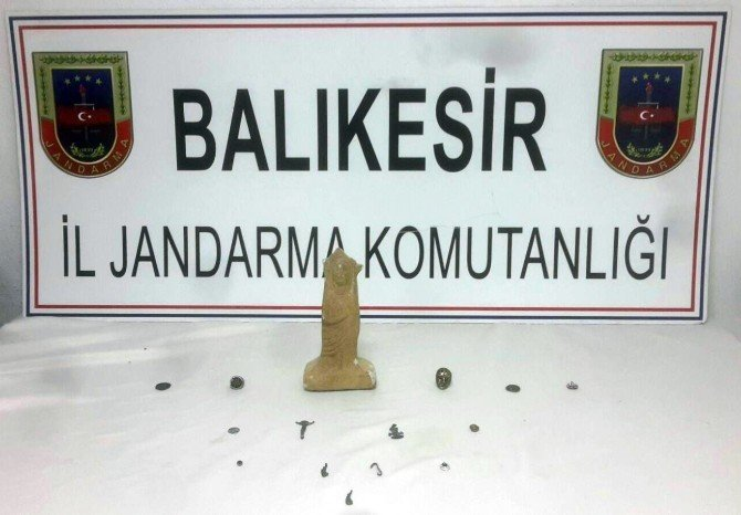 'Bizans Oyunu'nu Jandarma Bozdu