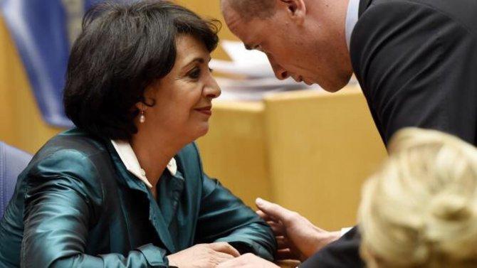 Hollanda'da Meclis Başkanlığı'na Fas kökenli kadın aday seçildi