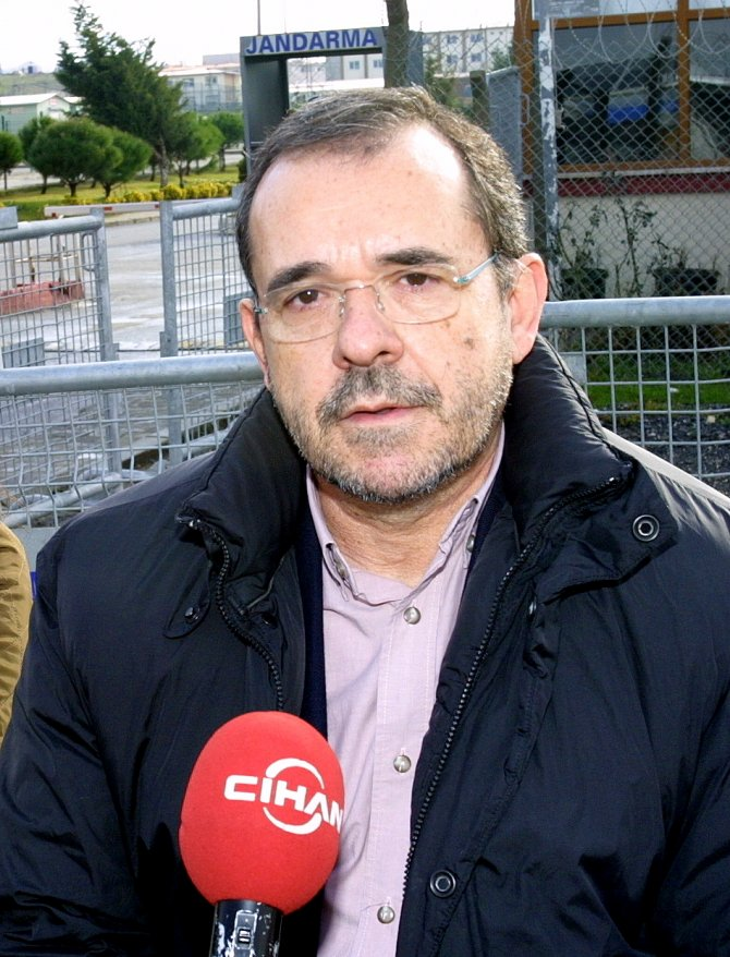 Yunan gazeteci: Gazeteci özgür değilse, demokraside sorun vardır