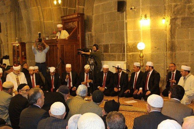 Erzurum'da 24 Bin Hatim Okundu