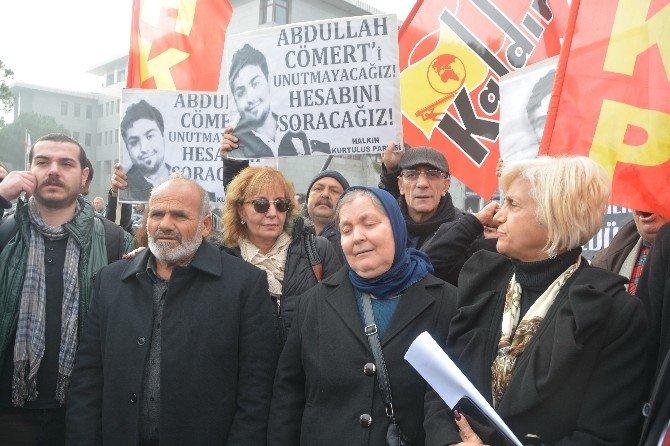 Abdullah Cömert Davası 19 Şubat Tarihine Ertelendi