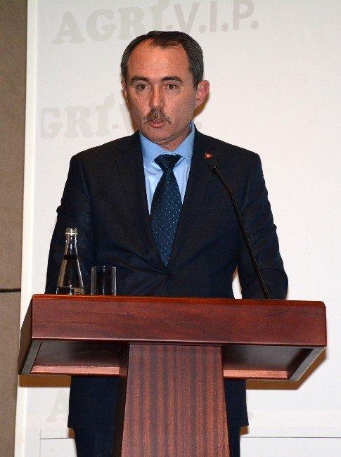 """Adatüb Başkanı Karabucak: """"Yüksek Maliyet Rekabet Şansımızı Azaltıyor"""""""