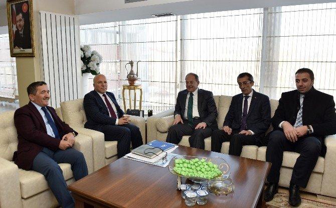 AK Parti Genel Başkan Yardımcısı Akdağ'dan Sekmen'e Ziyaret