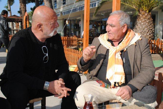 Sümer Tilmaç'ın destek verdiği Yörük belgeseli 2016'ta tamamlanacak