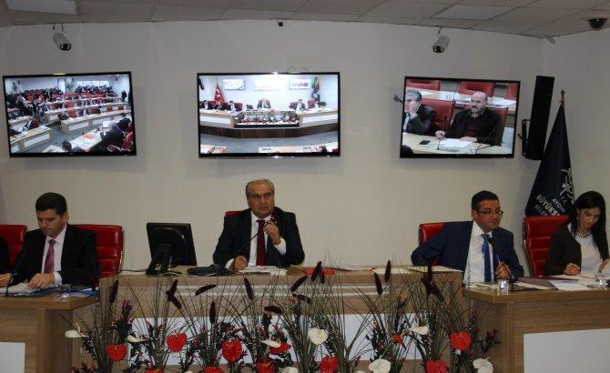 Aydın Büyükşehir Belediye Meclisi'nde borçlanma tartışması