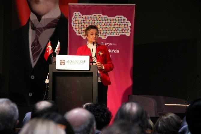 Arya Kadın Yatırım Platformutobb Kadın Girişimciler Kurulu İle Birlikte Kayseri'de