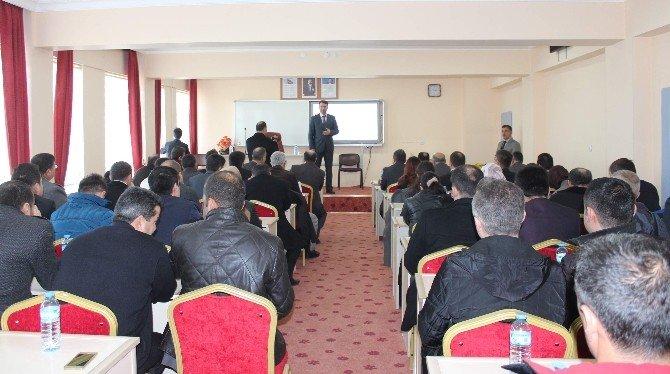 Beyşehir'de Eba Tanıtım Toplantısı