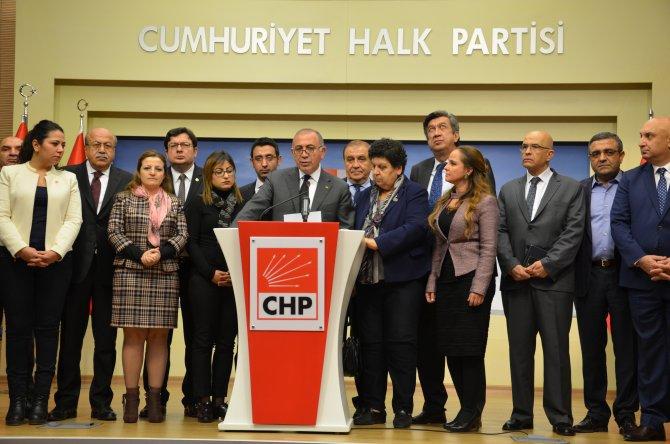 CHP'den akademik gözaltılara tepki bildirisi