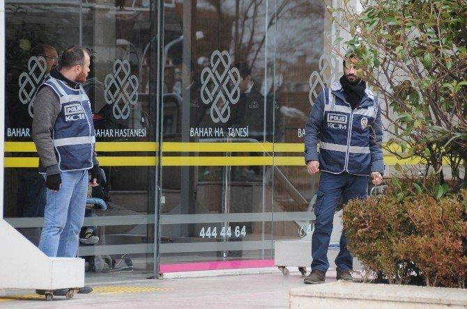 Bursa'da Özel Bir Hastaneye 'Paralel Yapı' Operasyonu