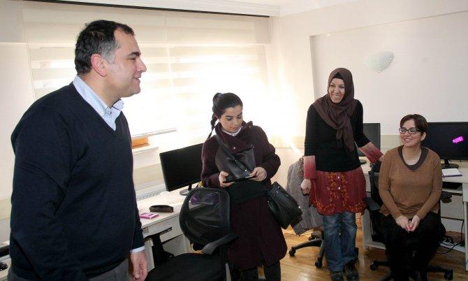 Başkan Taşdelen, Cebeci Çankaya Evi'nde semt sakinleriyle görüştü