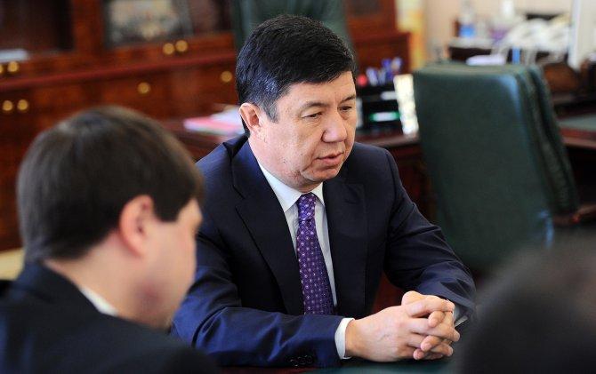 Kırgızistan Başbakanı: Köklü reformlar yapmaya devam edeceğiz