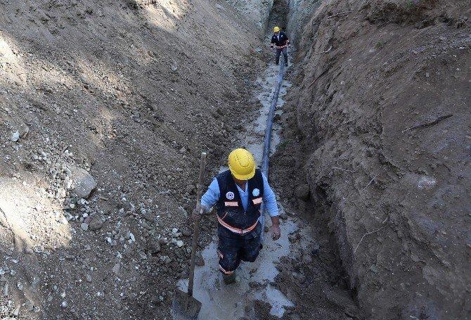 Kelekçi Mahallesi'nin İçme Suyu Sorunu Çözülüyor