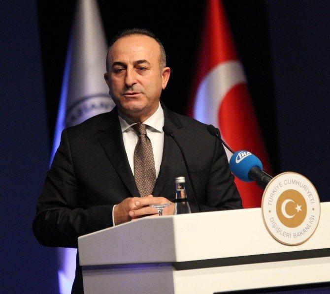 Dışişleri Bakanı Çavuşoğlu'ndan Ekonomi Vurgusu