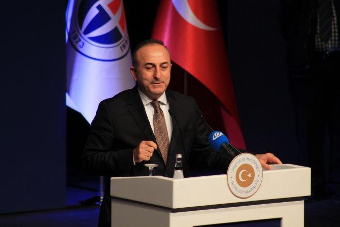 Dışişleri Bakanı Çavuşoğlu: 65 koalisyon ülkesi DAEŞ ile mücadelede başarılı değil