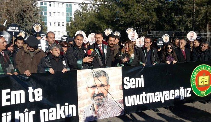 Baro Başkan Yardımcısı Özmen: Elçi'nin soruşturması sürüncemede bırakılmakta