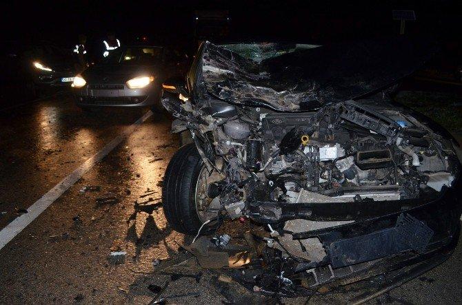 Genç Öğretmenin Öldüğü Kazadaki Sahtekarlığı Jandarma Ortaya Çıkardı