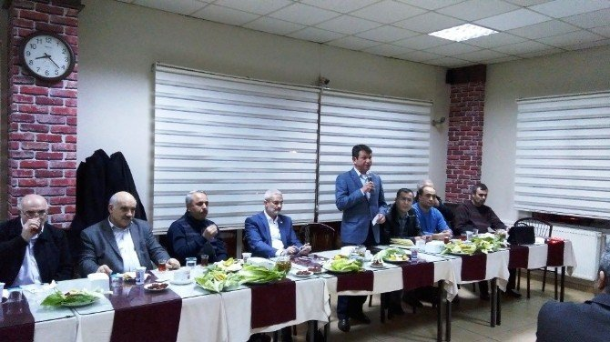 Sofuoğlu Turgutlu'da Konuştu: