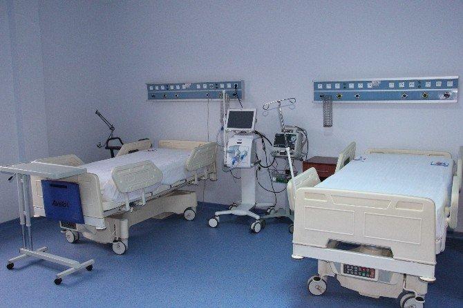 Erzincan Araştırma Hastanesinde Artık Sevkler Sona Eriyor