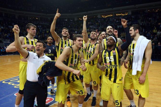Lokomotiv Kuban'ı 85-79 yenen Fenerbahçe 3'te 3 yaptı
