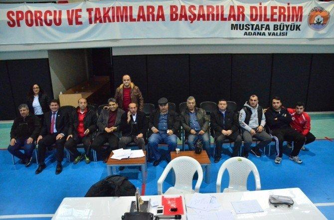 Adanada Muay Thai İl Seçmeleri Yapıldı