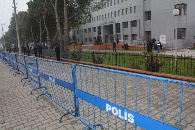 Balıkesir'de Abdullah Cömert davasının yedinci duruşması başladı