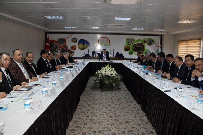 Gıda, Tarım Ve Hayvancılık Bakanlığı'nın Bölge Toplantıları Şanlıurfa'da Başladı