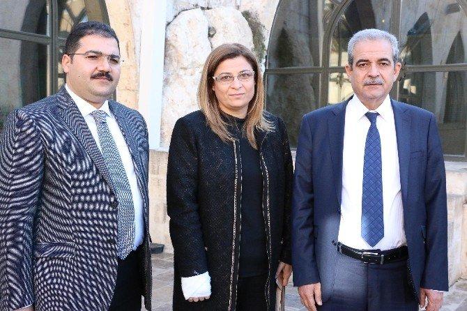 Haliliye'de Başkan Yardımcılığı Görevine Aysel Göncü Atandı