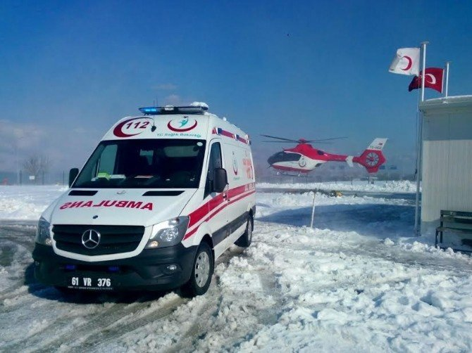 Trabzon 112 Çağrı Merkezi'ne Gelen Yaklaşık 20 Çağrıdan Sadece Biri Gerçek
