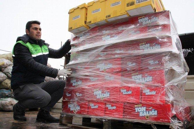 Hayat Ağacı Derneği'nden Bayırbucak Türkmenleri'ne Yardım