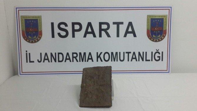 Isparta'da 800 Yıllık El Yazması İncil Ele Geçirildi