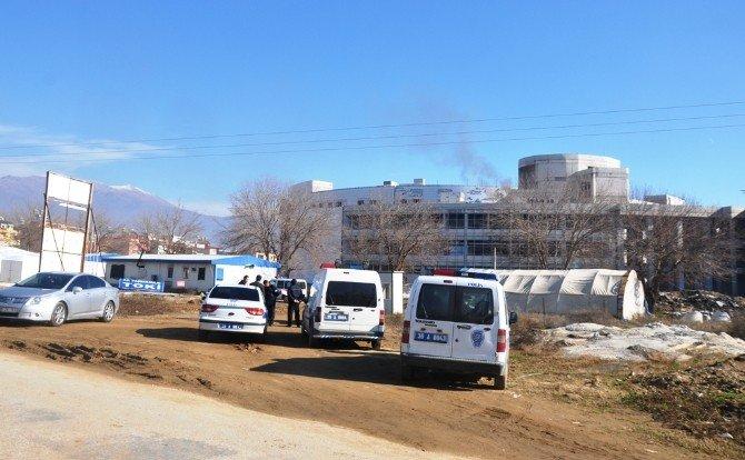 Hastane İnşaatındaki Eylem 12 Saat Sonra Sona Erdi